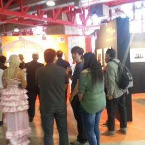 Publialcek en Expomanga