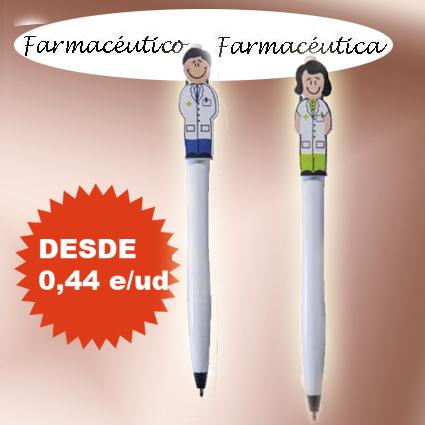 Farmaceuticosbolígrafos
