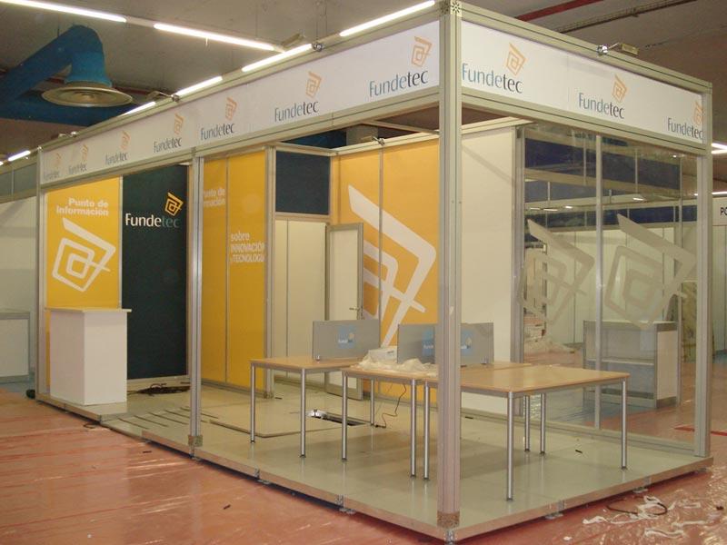 stand modular ifema